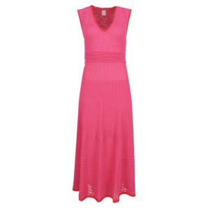 PINKO VISCOSA CREPE DRESS 1G13ZP Y59M