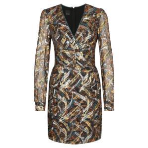 PINKO Enrico silk dress 1G15G0