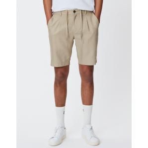 LES DEUX Pino Linen-Tencel Shorts LDM511014