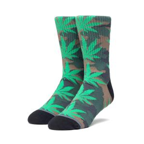 HUF Plantlife Pop Camo Sock
