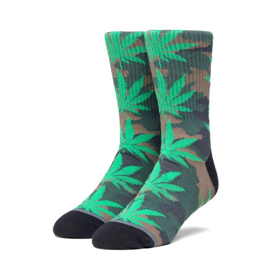 HUF Plantlife Pop Camo Sock-0