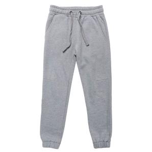 The Project Garments Regular Fit Cotton Sweatpants Melange Grey PGFW22SP5104CO