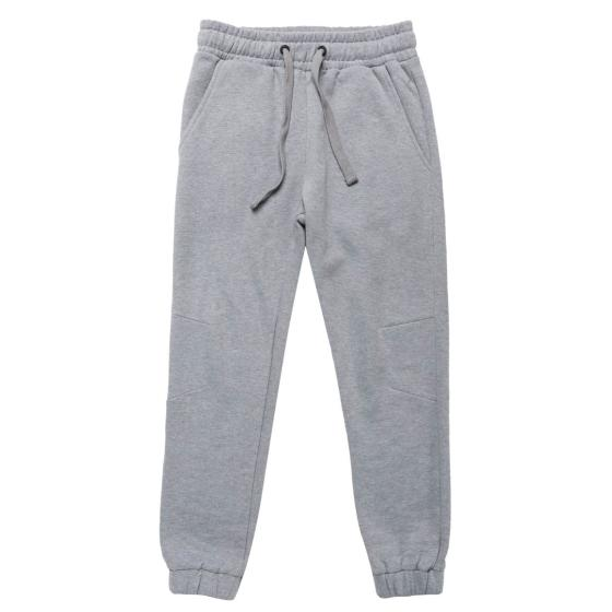The Project Garments Regular Fit Cotton Sweatpants Melange Grey PGFW22SP5104CO-0