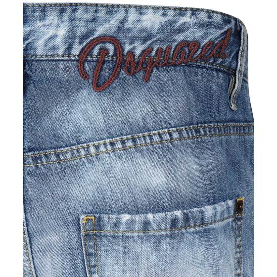 Dsquared2 cool girl cropped jeans S75LB0318-2