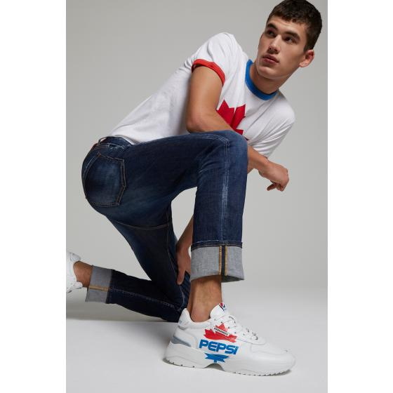 Dsquared2 X pepsi sneakers SNM0093-3
