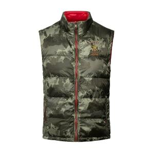 HACKETT ARMY POLO REVERSIBLE GILET