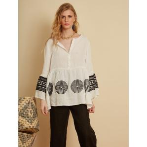 AUGUST blouse S20A7010