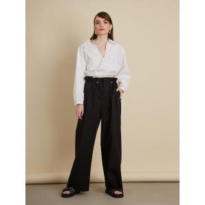 Black & Black trousers S20B1095
