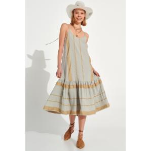 AUGUST dress S21A6011