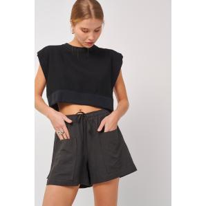 BLACK & BLACK shorts S21B3052