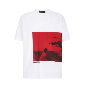 Dsquared2 Bruce Lee t-shirt S71GD0883