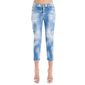 Dsquared2 cool girl cropped jean S72LB0264