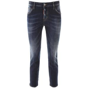 Dsquared2 cool girl cropped jeans S73LA0238