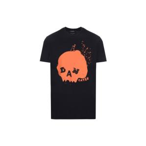 DSQUARED2 skull t-shirt S74GD0634