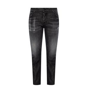 Dsquared2 'COOL GIRL JEAN' RAW-CUT JEANS
