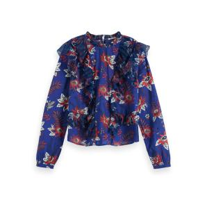 Scotch & soda floral blouse 153823