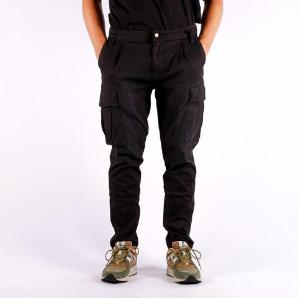 SCOTCH & SODA - LOOSE TAPERED FIT CARGO PANT 145319