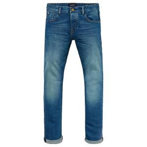 SCOTCH & SODA Ralston - Blue Roots  Regular slim fit