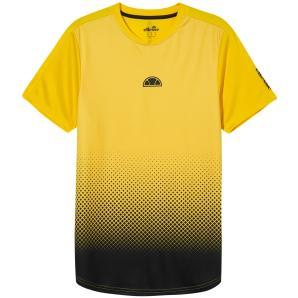 Ellesse lorenzo t-shirt yellow SEC07536