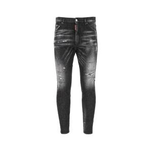 DSQUARED2 relax long crotch jean S74LB0876