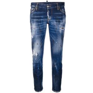 DSQUARED2 jennifer cropped jeans S75LB0466