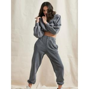 LIBELLOULA PARKER SWEATPANTS GREY 121-2-24-0011