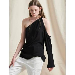 LIBELLOULA NALA TOP BLACK 121-2-23-0036