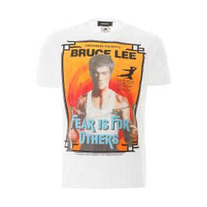 Dsquared2 Bruce Lee T-shirt S71GD0901