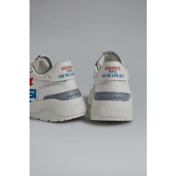 Dsquared2 X pepsi sneakers SNM0093-2