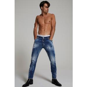 Dsquared2 classic kenny twist jeans S74LB0707