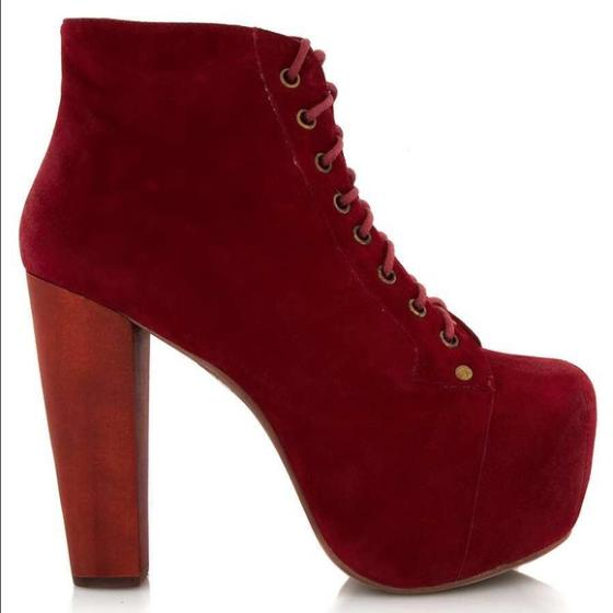 Jeffrey campbell lita boots-0