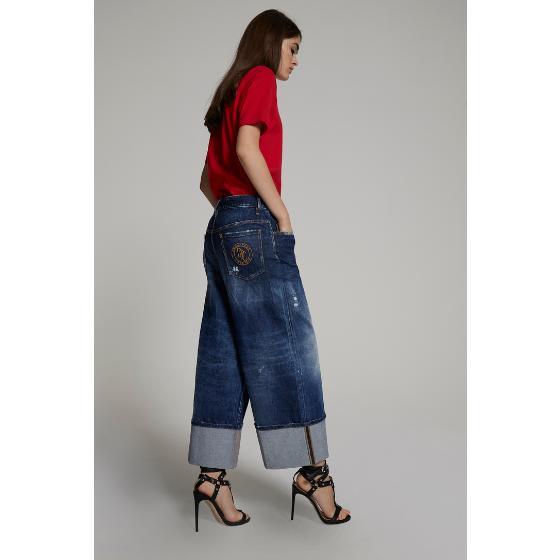 Dsquared2 dark shadow jinny jeans S75LB0255-1