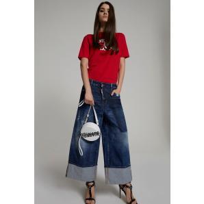 Dsquared2 dark shadow jinny jeans S75LB0255