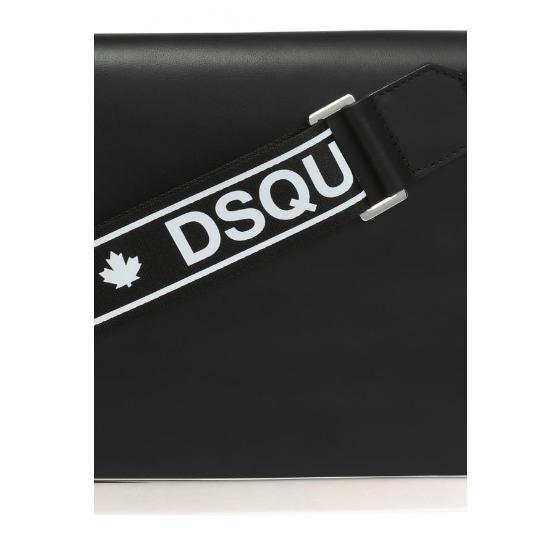 DSQUARED2 BRANDED SHOULDER BAG SDW0007 01501155-2124-3