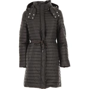 MICHAEL KORS black down jacket MF92HKZ7T3