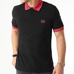 VERSACE slim polo t-shirt B3GWA7T1