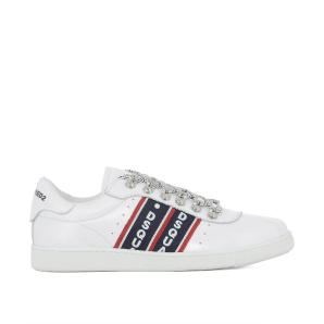 DSQUARED2 Barney logo stripe sneakers SNM0020