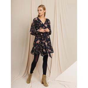 MYT Floral Wrap Dress W20T3085