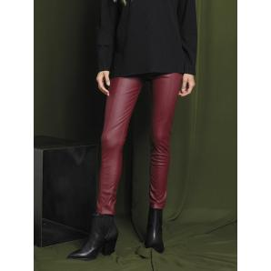 Myt leather like leggings W20T3309