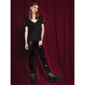 MYT VINYL LEGGINGS W20T3310