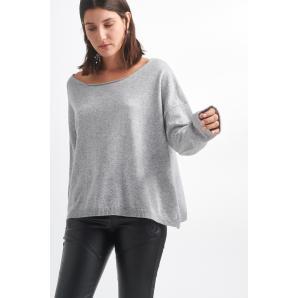BLACK & BLACK knitted blouse W21B6097