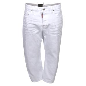 Dsquared2  Kawaii Jeans White