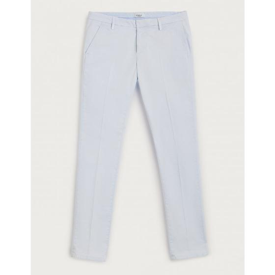 Dondup UP235 Gaubert stretch gabardine pants-0