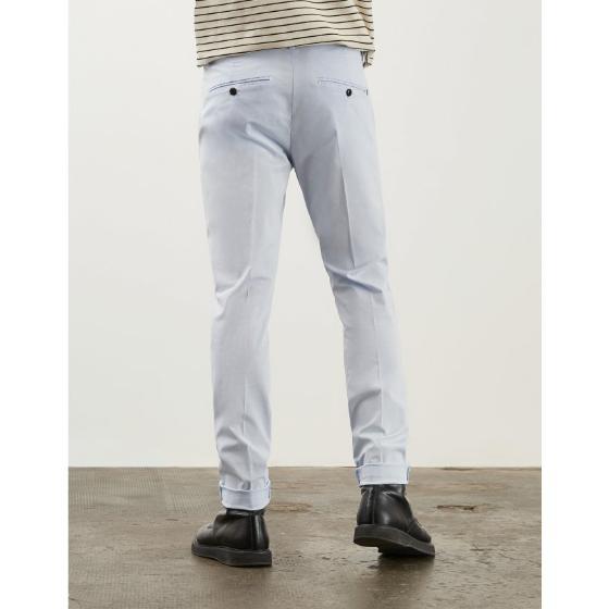 Dondup UP235 Gaubert stretch gabardine pants-3