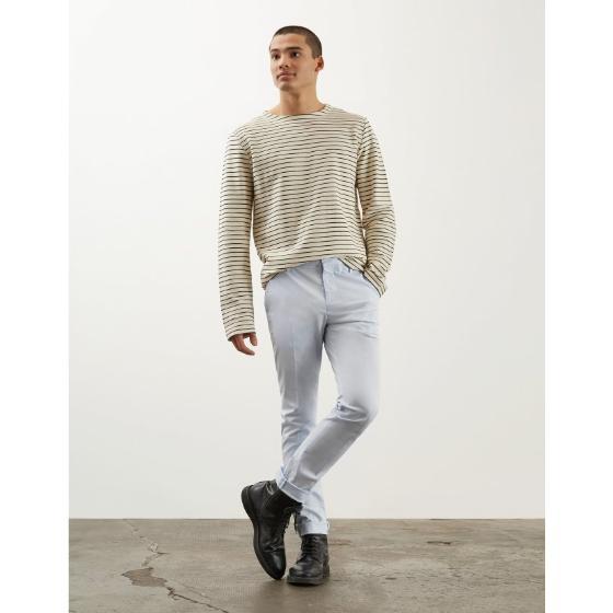Dondup UP235 Gaubert stretch gabardine pants-5