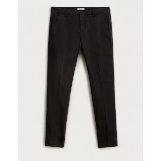 Dondup Gaubert stretch cotton pants-0
