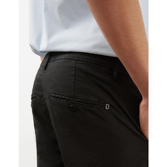 Dondup Gaubert stretch cotton pants-2