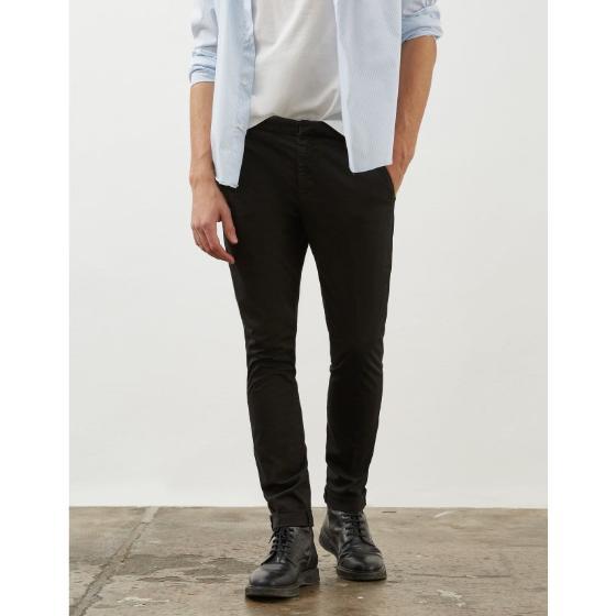 Dondup Gaubert stretch cotton pants-5
