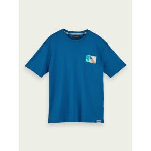 SCOTCH & SODA Cotton short sleeve t-shirt 156801