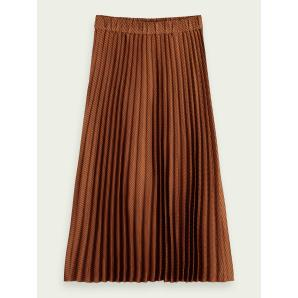 SCOTCH & SODA Pleated midi skirt 159100